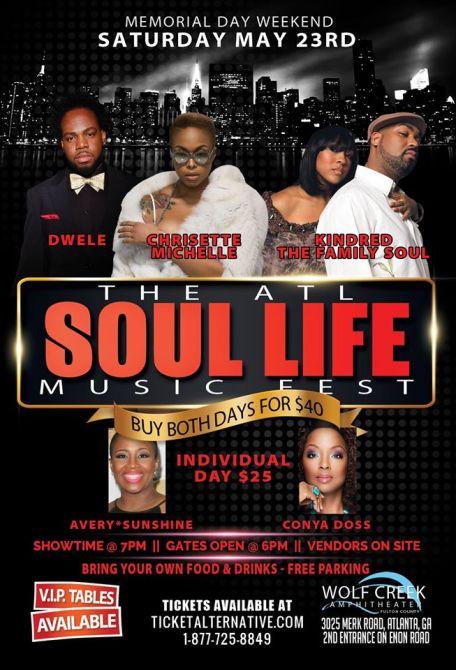 ATL Soul Life Music Fest
