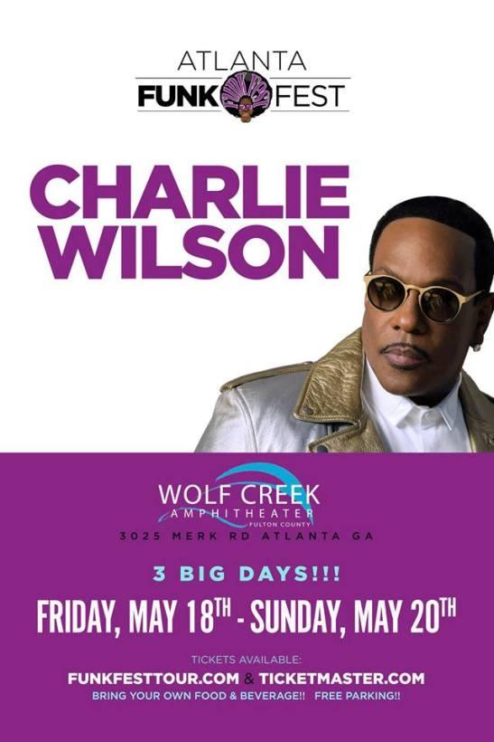 Funk Fest Atlanta CW